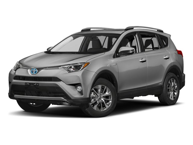 2018 Toyota Rav4 Hybrid Xle In Waukegan Il Clic Dealer Group