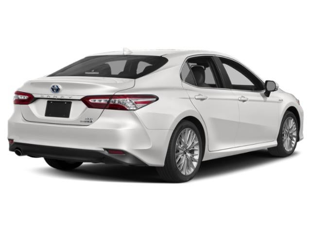 2019 Toyota Camry Hybrid Le In Waukegan Il Clic Dealer Group