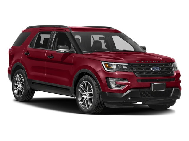 2017 Ford Explorer Sport In Waukegan Il Clic Dealer Group